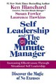 Self Leadership And The One Minute Manager - Blanchard, Kenneth H./ Fowler, Susan/ Hawkins, Laurence F. - ISBN: 9780060799120