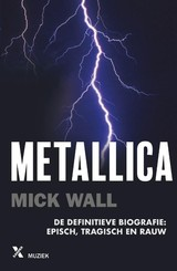 Metallica - Mick Wall - ISBN: 9789401610063