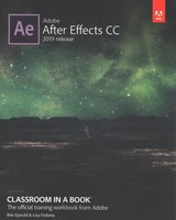 Adobe After Effects Cc Classroom In A Book - Fridsma, Lisa; Gyncild, Brie - ISBN: 9780135298640