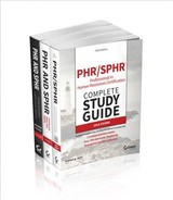 Phr And Sphr Professional In Human Resources Certification Kit - Galluzzo, James J.; Reed, Sandra M. - ISBN: 9781119426820