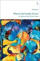 What Is The Family Of Law? - Brown, Alan - ISBN: 9781509919581