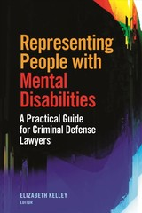 Representing People With Mental Disabilities - Kelley, Elizabeth - ISBN: 9781641051767