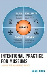 Intentional Practice For Museums - Korn, Randi - ISBN: 9781538106365