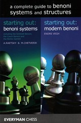 Complete Guide To Benoni Systems And Structures - Raetsky, Alexander; Chetverik, Maxim; Vegh, Endre - ISBN: 9781781944899