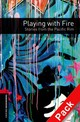 Oxford Bookworms Library: Level 3:: Playing With Fire: Stories From The Pacific Rim Audio Cd Pack - Bassett, Jennifer - ISBN: 9780194792868