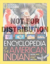 Encyclopedia Of The American Indian - National Geographic Kids - ISBN: 9781426334535