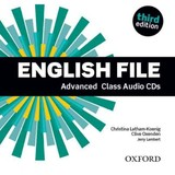 English File: Advanced: Class Audio Cds - Latham-Koenig, Christina; Oxenden, Clive - ISBN: 9780194502528