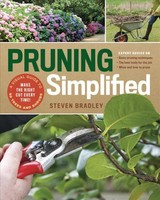 Pruning Simplified: A Step-by-step Guide To 50 Popular Trees And Shrubs - Bradley, Steve - ISBN: 9781604698886