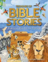 Treasury Of Bible Stories - National Geographic Kids; Napoli, Donna Jo - ISBN: 9781426335389