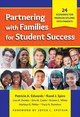 Partnering With Families For Student Success - Edwards, Patricia A.; Spiro, Rand J.; Domke, Lisa M.; Castle, Ann M.; White... - ISBN: 9780807761175