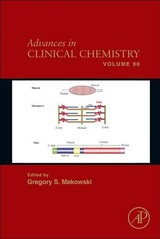 Advances in Clinical Chemistry, Advances in Clinical Chemistry - ISBN: 9780128171790
