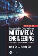 Image And Video Compression For Multimedia Engineering - Shi, Yun-qing (new Jersey Institute Of Technology, Newark, Usa); Sun, Huifang (mitsubishi Electric Research Lab, Cambridge, Massachusetts, Usa) - ISBN: 9781138299597