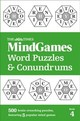 Times Mindgames Word Puzzles And Conundrums Book 4 - The Times Mind Games - ISBN: 9780008343781