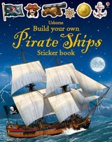 Build Your Own Pirate Ships Sticker Book - Tudhope, Simon - ISBN: 9781409598398