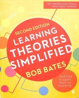 Learning Theories Simplified - Bates, Bob - ISBN: 9781526459381