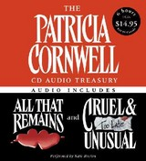 All That Remains, Cruel and Unusual, 5 Audio-CDs - Cornwell, Patricia - ISBN: 9780060791216
