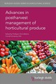 Advances In Postharvest Management Of Horticultural Produce - Watkins, Chris (EDT)/ East, Andrew (CON)/ DeLong, John (CON)/ Brandenburg, ... - ISBN: 9781786762887