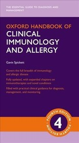 Oxford Handbook Of Clinical Immunology And Allergy - Spickett, Gavin (consultant Clinical Immunologist, Consultant Clinical Immunologist, Royal Victoria Infirmary Newcastle Upon Tyne, Uk) - ISBN: 9780198789529