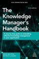 Knowledge Manager's Handbook - Milton, Nick; Lambe, Patrick - ISBN: 9780749484606