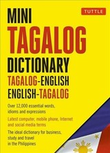 Mini Tagalog Dictionary - Domingo, Nenita Pambid - ISBN: 9780804842860