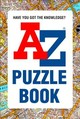 -z Puzzle Book - Moore, Dr Gareth; Geographers' A-z Map Co Ltd - ISBN: 9780008351755