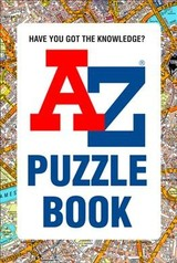 -z Puzzle Book - Collins Uk - ISBN: 9780008351755