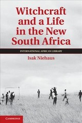 International African Library - Niehaus, Isak (brunel University) - ISBN: 9781108442695