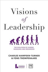 Visions Of Leadership - Hampden-turner, Charles; Trompenaars, Fons - ISBN: 9781912555062