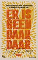 Er is geen daar daar - Tommy Orange - ISBN: 9789029091619