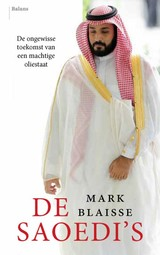 De Saoedi's - Mark Blaisse - ISBN: 9789463820042
