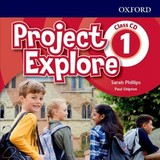 Project Explore: Level 1: Class Audio Cds - ISBN: 9780194255608