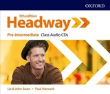Headway: Pre-intermediate: Class Audio Cds - ISBN: 9780194527989