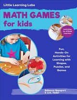 Little Learning Labs: Math Games For Kids, Abridged Paperback Edition - Rapoport, Rebecca; Yoder, J.a. - ISBN: 9781631597954