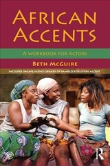 African Accents - Mcguire, Beth (yale School Of Drama, Usa) - ISBN: 9780415705929