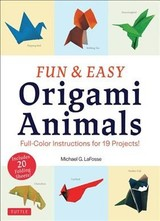 Fun And Easy Origami Animals - LaFosse, Michael G. - ISBN: 9780804851916