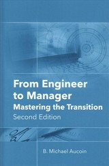 From Engineer To Manager - Aucoin, B. Michael - ISBN: 9781630815431