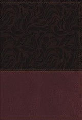 Nkjv Study Bible, Leathersoft, Red, Full-color, Comfort Print - Thomas Nelson - ISBN: 9780785220688