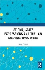 Stigma, State Expressions And The Law - Quinn, Paul - ISBN: 9781138087705