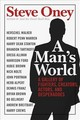Man's World - Oney, Steve - ISBN: 9780820354989