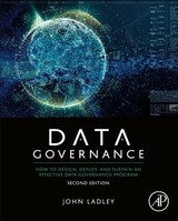 Data Governance - Ladley, John (principal Of Imcue Solutions, Editor Of The Data Strategy Journal) - ISBN: 9780128158319