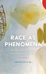 Race As Phenomena - Lee, Emily - ISBN: 9781786605375