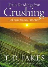 Daily Readings From Crushing (devotional) - Jakes, T. D. - ISBN: 9781455553891