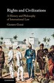 Rights And Civilizations - Gozzi, Gustavo (universita Di Bologna) - ISBN: 9781108474238
