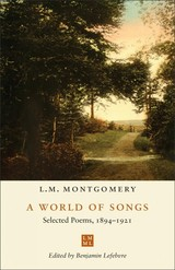 World Of Songs - Montgomery, L.m. - ISBN: 9781487505097