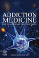 Addiction Medicine for Health Care Professionals - Lovinger, Robert D - ISBN: 9780323680172