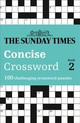 Sunday Times Concise Crossword Book 2 - The Times Mind Games - ISBN: 9780008343743