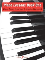 Piano Lessons Book 1 - Harewood, Marion; Waterman, Fanny - ISBN: 9780571500246