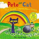 Pete The Cat: The Great Leprechaun Chase - Dean, James - ISBN: 9780062404503
