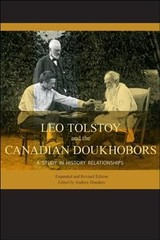 Leo Tolstoy And The Canadian Doukhobors - Donskov, Andrew - ISBN: 9780776628509