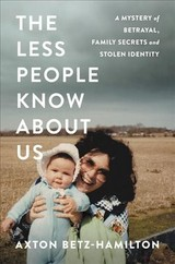 The Less People Know About Us - Betz-hamilton, Axton - ISBN: 9781538730287